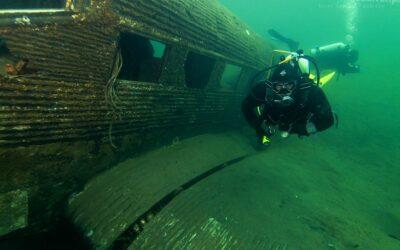 Znaleźć skarb czyli historia JU-52 w Narviku